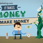 It Takes Money to Make Money.  Expand your Brand through Online Marketing