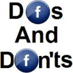 FB do and dont