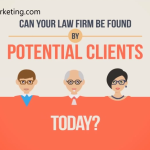 Can your law firm be found by your potential clients today